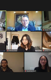 CCAL's Lunch with Leaders: The Virtual Experience