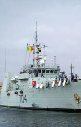 Working Group on African Navies Secures National Defence Grant