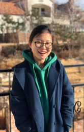 Celebrating BA Honours in Philosophy student Amanda Cha