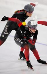Canada's speed skaters energized by unexpected results