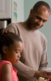 What is the impact on children of parents facing workplace injuries? How can leaders help?