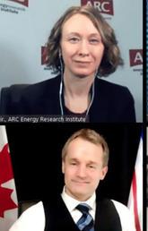 Presenters at the fourth PETRONAS International Energy Speaker Series.