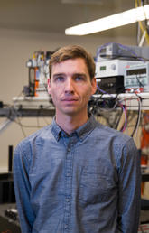Dr. Paul Barclay is one of UCalgary's recipients of Canada Foundation for Innovation funding.