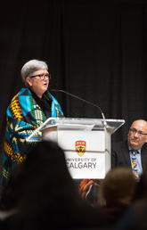 Dru Marshall concludes 10 years as University of Calgary provost