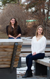 Haskayne Master of Management students work on Canada's recovery
