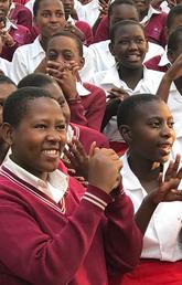 Ugandan youth