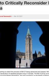 Screen shot from National News