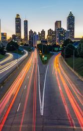 Atlanta skyline photo by Joey Kyber on Unsplash