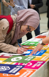 Sustainability ranking demonstrates UCalgary's global impact