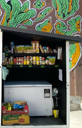 Supporting neighbours is central to Calgary Community Fridge initiative