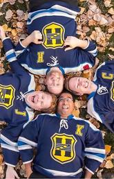 Calgary a cappella group, the Heebee-jeebees