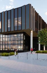 University of Calgary breaks ground on Mathison Hall, new building for the Haskayne School of Business