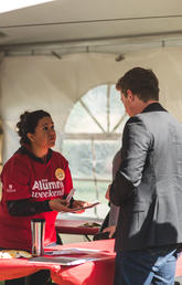 UCalgary piloted Alumni Weekend in 2015