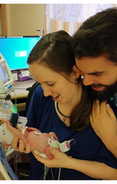 UCalgary research into preemies to receive $5M in community funding