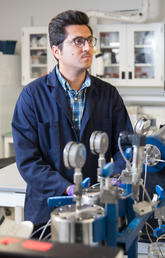 CNERGREEN CEO Ali Telmadarreie developing technology for enhanced oil recovery