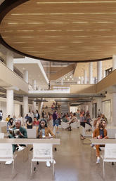 Haskayne School of Business Mathison Hall collision space