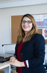 Dr. Samira Siahrostami