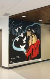Kalum Dan 2020 Mural
