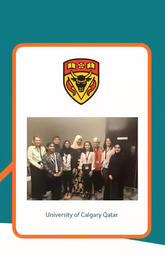 UCalgary in Qatar bolsters its teaching focus on evidence-based nursing outcomes