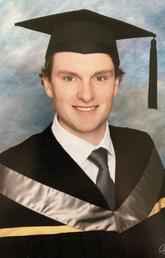 Class of 2021: Vet med grad returns to rural Alberta to pursue his calling