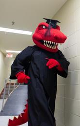 Rex at convocation 2021