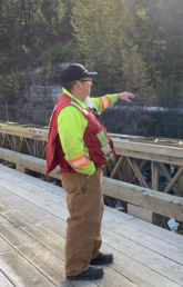 Water Movement travels to Lytton First Nation with Videographer Matt Miller to film expert Indigenous water treatment operator Warren Brown.