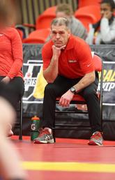 Coach Mitch Ostberg
