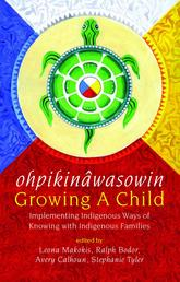 Book jacket cover of Growing a Child
