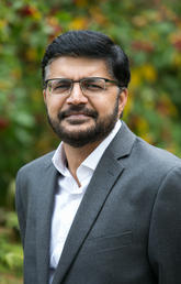 Portrait of Dr. Aamir Jamal, PhD