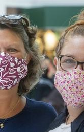 We asked experts: As pandemic fades away, are masks here to stay?