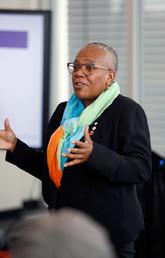 Trailblazer Dr. Wanda Thomas Bernard honoured with UCalgary scholarship in her name
