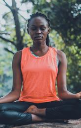 Mindfulness meditation in brief daily doses can reduce negative mental health impact of COVID-19