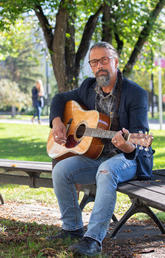 Classics and Religion instructor takes on Canadian colonialism with Songs of Justice