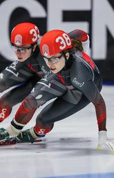 Wren Acorn takes on Europe's best speed skaters at International Invitation Cup in the Netherlands