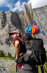 Killam Laureate searches for permafrost in the Canadian Rockies