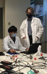 UCalgary collaboration builds on innovative, award-winning ventilator device