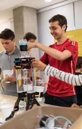 Creative solutions highlight first Engineering Entrepreneurship workshop