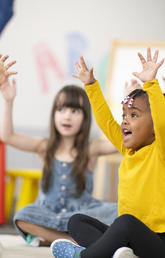 Social supports and interventions can decrease developmental disadvantages in children