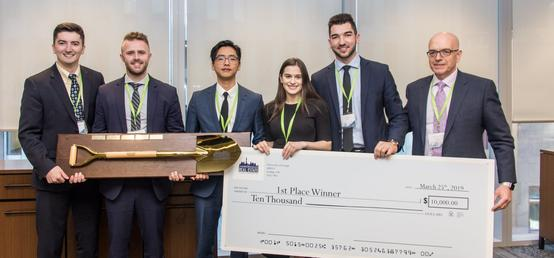 A year of case competitions: Students tackle business challenges, build momentum at home and around the world