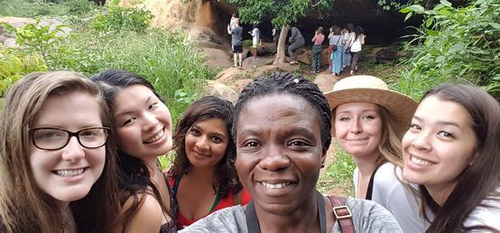 UCalgary undergrads discover limits of their endurance in Ghana Field School