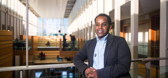 Class of 2019: First-ever Entrepreneurial PhD develops wearable technologies for Microsoft
