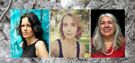 Three generations of influential Indigenous women writers to speak at annual UCalgary literary event