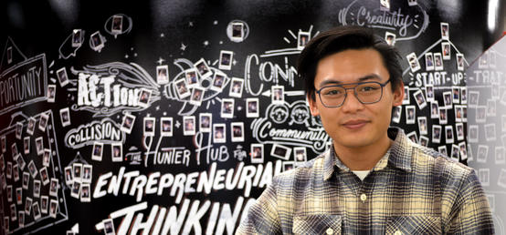 'Massive talent shortage' lures UCalgary grad into career as machine learning engineer