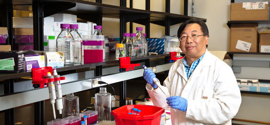 Dr. Edwin Wang receives funding from Alberta Innovates