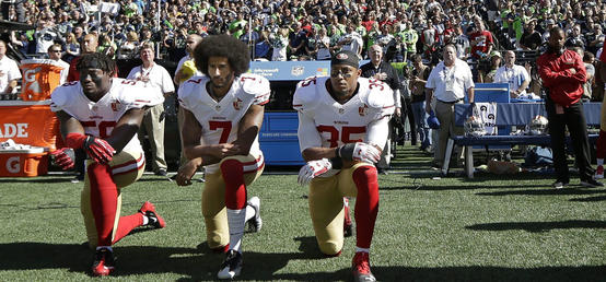 How portrayals of the NFL are shaping criminal justice reform