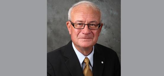In memoriam: Robert Haslam, Cumming School of Medicine