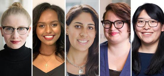 Class of 2020: UCalgary's President's Award winners