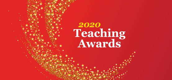 2020 Teaching Awards recognize excellence in teaching