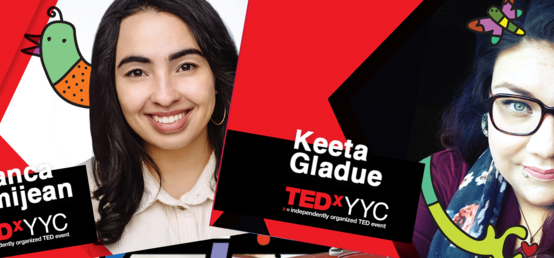 Two social work students among TEDxYYC 2020  featured speakers