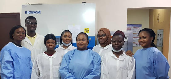 UCalgary alumna advances COVID-19 lab testing in Nigeria